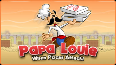 Papa Louie Free Flash Game Flipline Studios - Papa louie cuisine