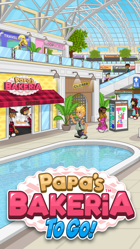 Papa S Bakeria To Go For Phones And Tablets