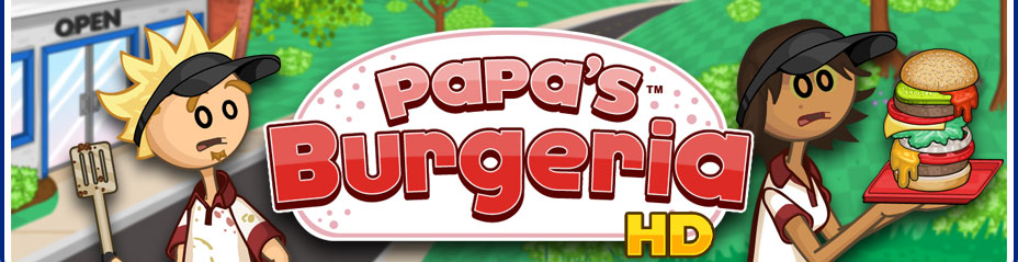 papa's burgeria