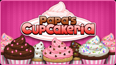 papas cupcake games