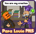 Papa Louie Pals: Scenes and No Previews!