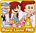 Papa Louie Pals: Scenes and Previews