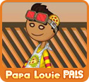 Papa Louie Pals: Scenes and Previews!