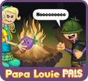 Papa Louie Pals: Scenes and a Preview