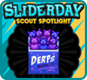 Sliderday: Wildberry Derps