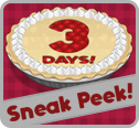 Papa's Bakeria To Go in 3 DAYS!!!