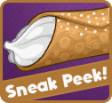 Sneak Peek: Cannoli!