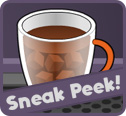 Sneak Peek: Drink Station and Launch Date!