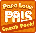 Sneak Peek: Papa Louie Pals!?!