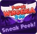 Coming Soon: Papa's Wingeria To Go!