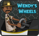 Wendy's Wheels: The Enforcer