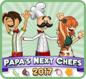 Papa's Next Chefs 2017 Winners!