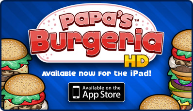 Papa's Burgeria HD