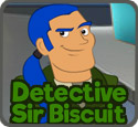Detective Sir Biscuit