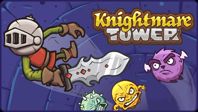 Knightmare Tower - Play Knightmare Tower on Crazy Games