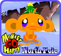Monkey Go Happy: North Pole
