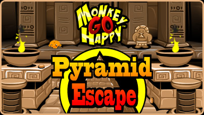Monkey Go Happy: Pyramid Escape