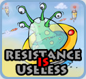 Resistance is Useless